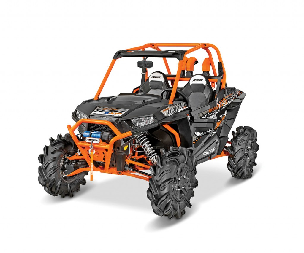 Check Out The 2015 Polaris Line Up Dirt Wheels Magazine