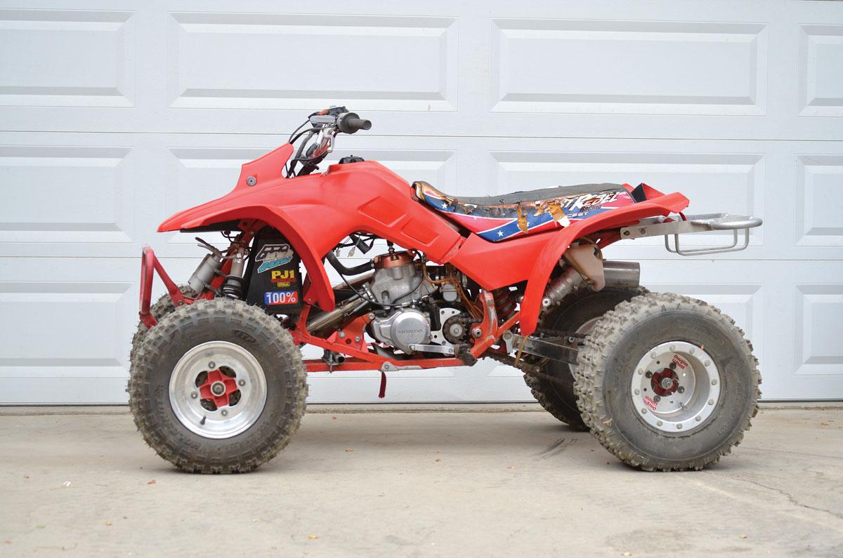 Honda 250R Restore | Dirt Wheels Magazine