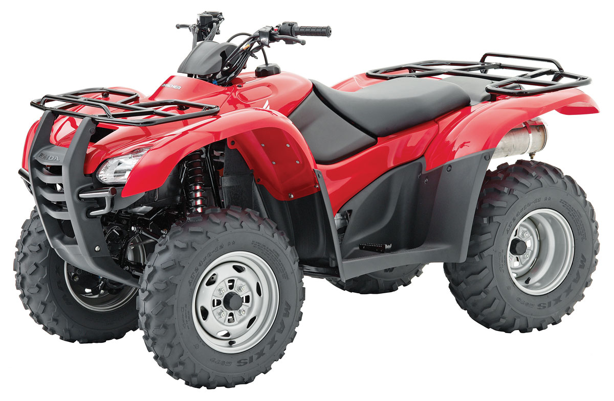 Honda Rancher 420: Owners' Report