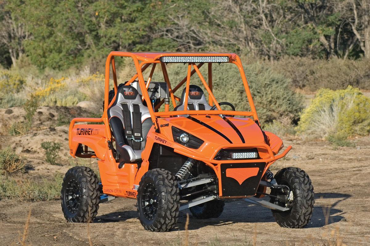 Project Utv Turbo Teryx Dirt Wheels Magazine