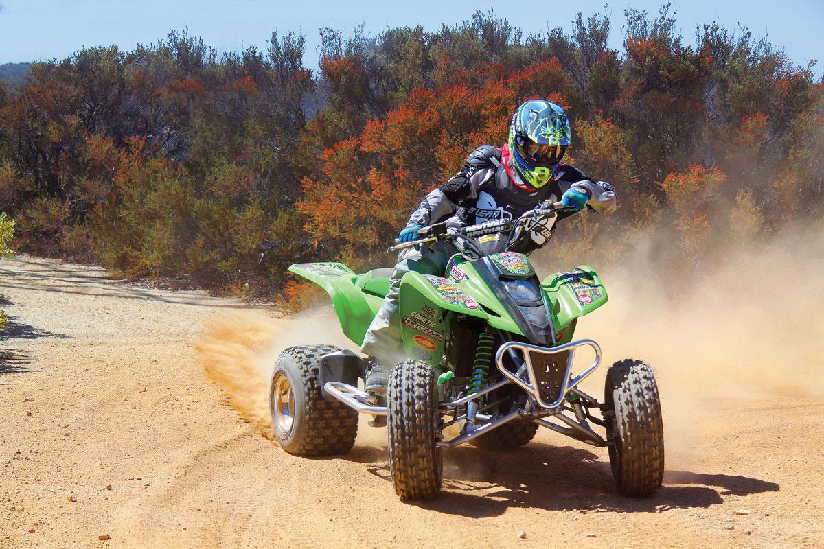 Kawasaki 400 turned 450! | Dirt Wheels Magazine