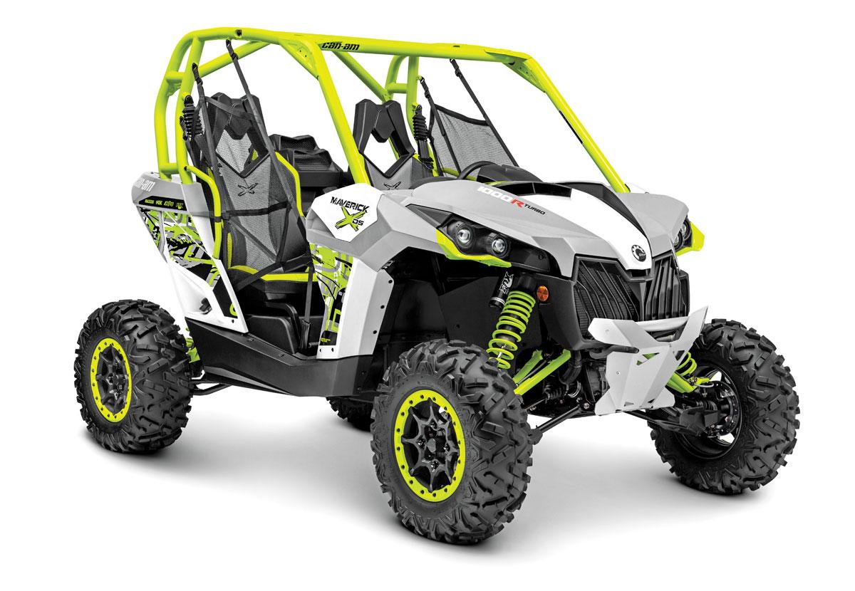 Can Am Maverick X Ds Turbo Dirt Wheels Magazine