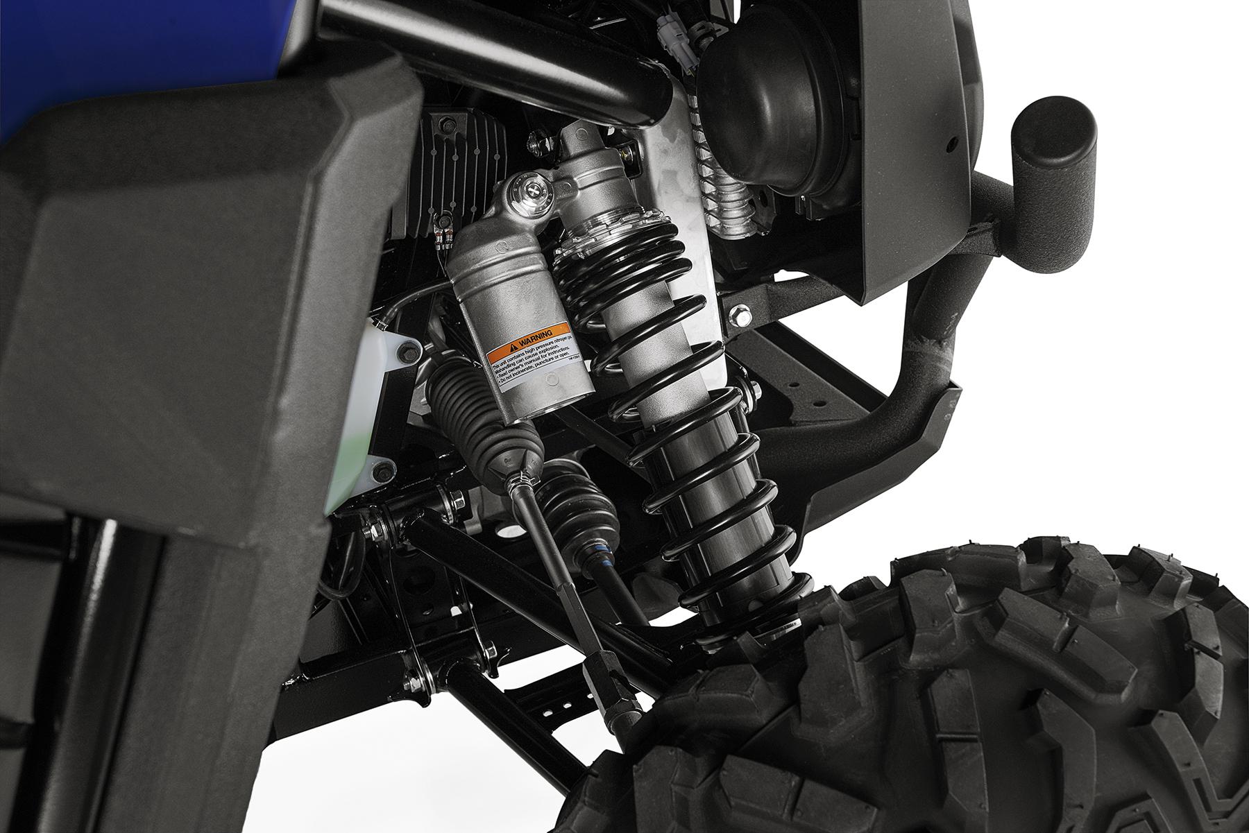 Yamaha Wolverine Air Filter