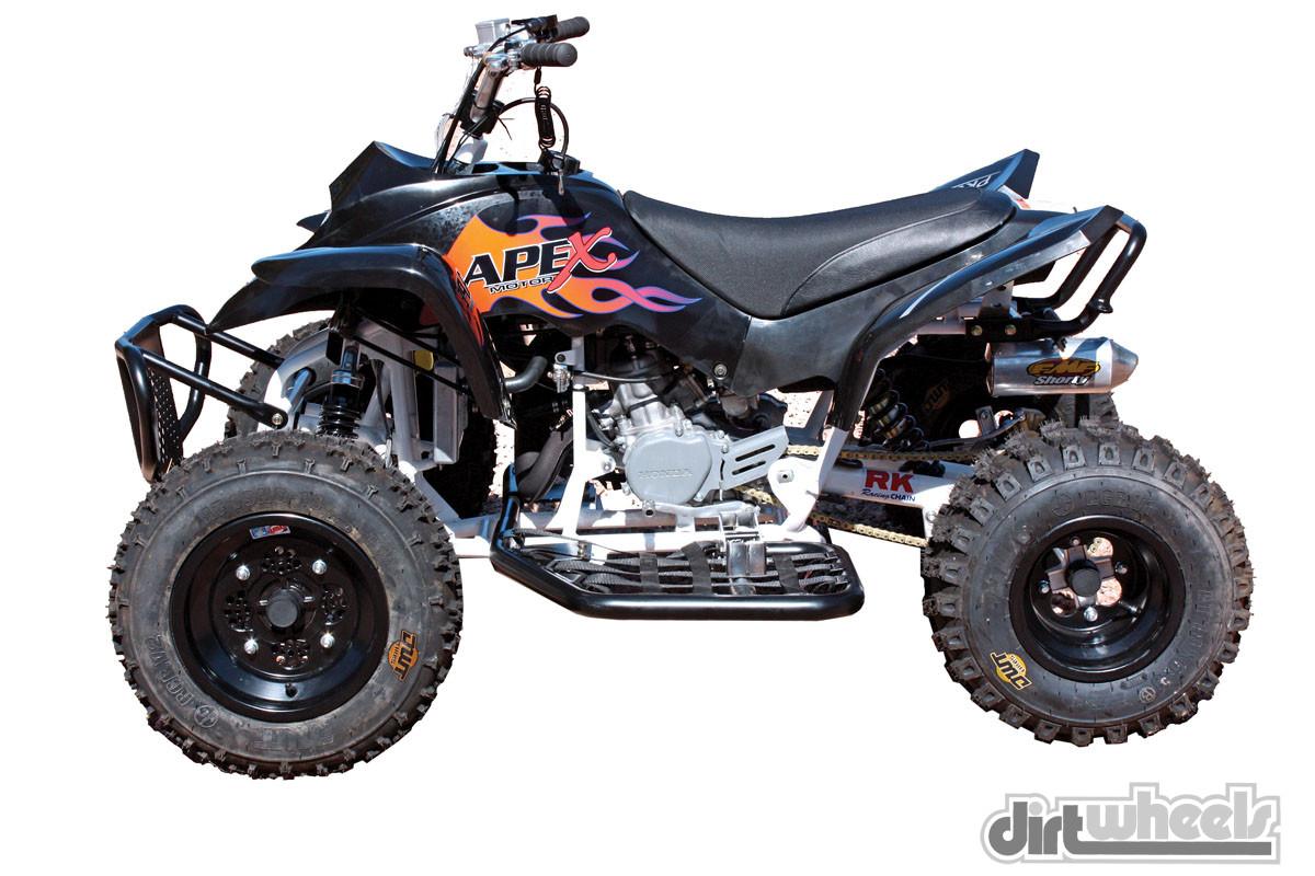 quad yamaha 85cc