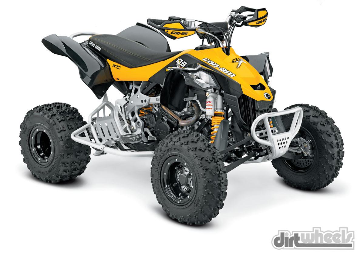 quad can am cross