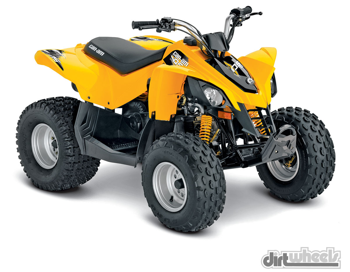 06 Can Am Ds70fpoweb