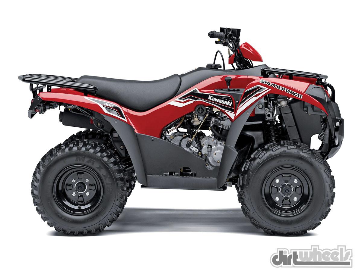 2015 4x2 atv buyers guide dirt wheels magazine 07 kawasaki bruteforce 300web publicscrutiny Images