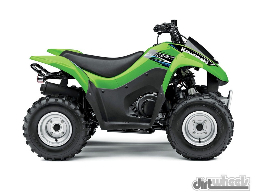 07 Kawasaki KFX90FPOweb
