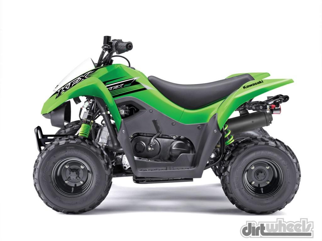 08 Kawasaki KFX50web