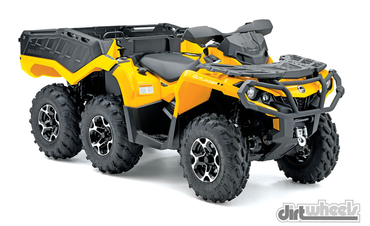 2017 Can Am 1000 >> 2015 4X4 ATV Buyer's Guide! | Dirt Wheels Magazine