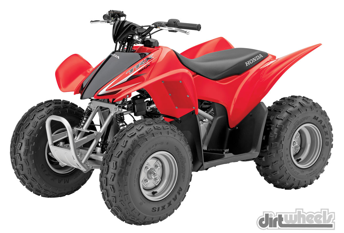 2015 youth quad buyer 39 s guide dirt wheels magazine for What year is my yamaha atv