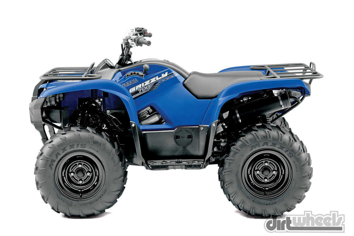 2015 4x4 atv buyer 39 s guide dirt wheels magazine for Yamaha grizzly 400