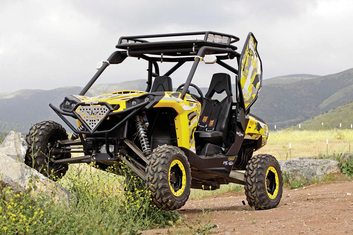 _MG_0576 & PROJECT UTV: Custom Can-Am Commander | Dirt Wheels Magazine