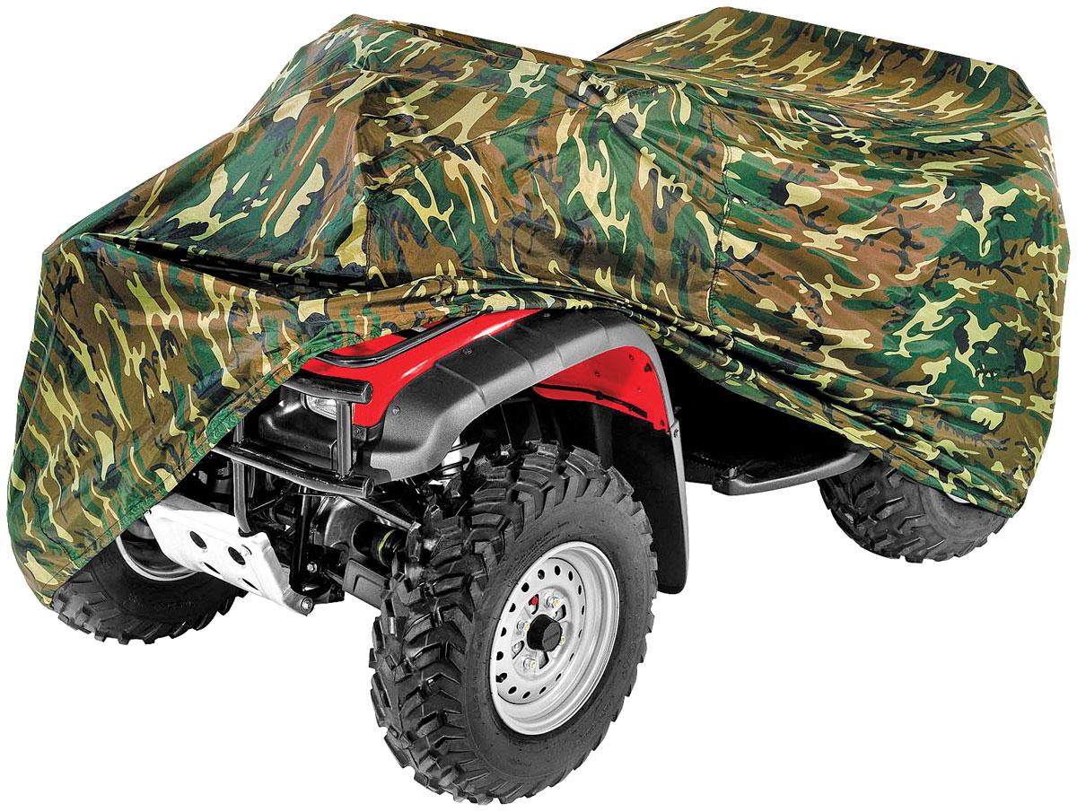 XXXL Waterproof ATV Storage Cover Fits  Polaris Can-Am Suzuki Kawasaki 4 Wheeler