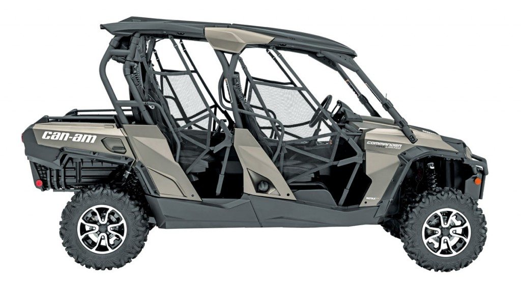 18 Can Am Commander MAX 1000 Limited 1024x589 dirt wheels magazine 2015 utv buyer's guide  at edmiracle.co