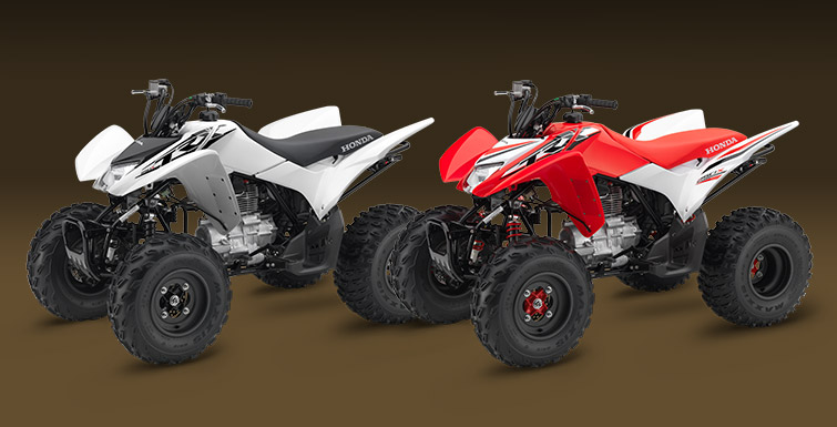 Honda S First 2016 Model Announcement Features Irs Equipped Atvs