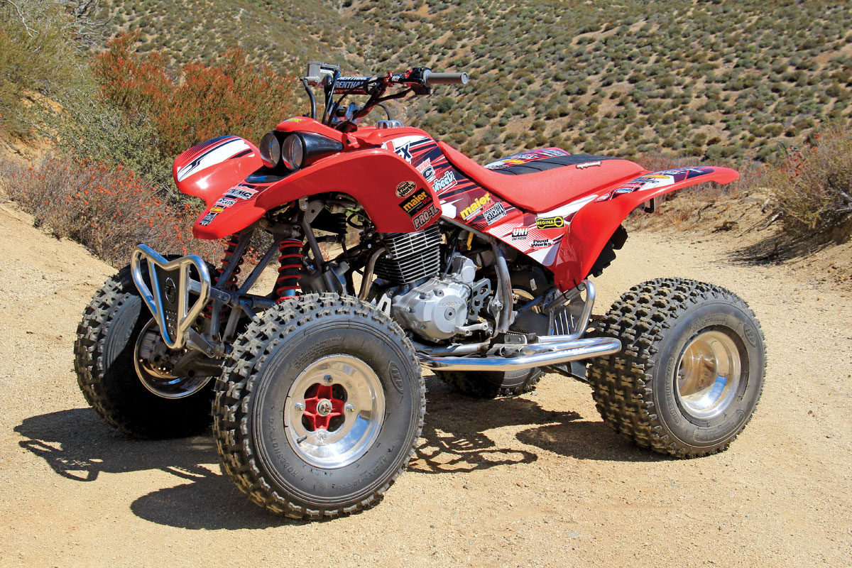 HONDA TRX400EX BUDGET BUILD | Dirt Wheels Magazine
