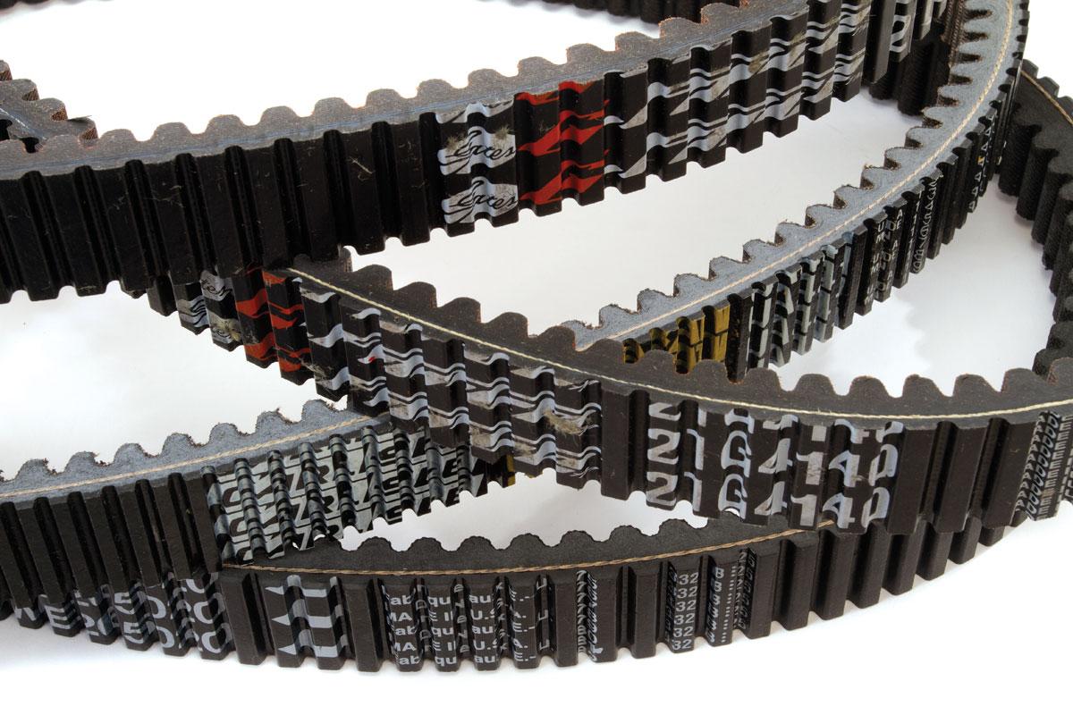 CVT BELTS: Secrets to keep your belt alive | Dirt Wheels