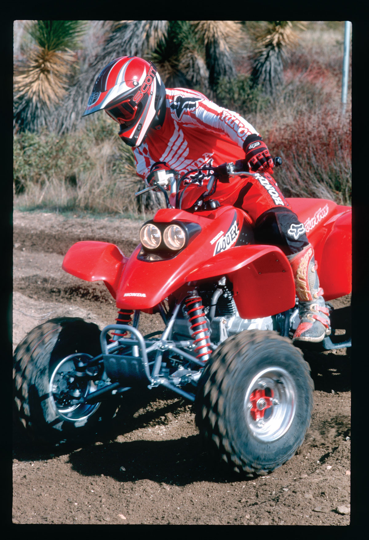 The life and times of Honda's TRX400EX: | Dirt Wheels Magazine