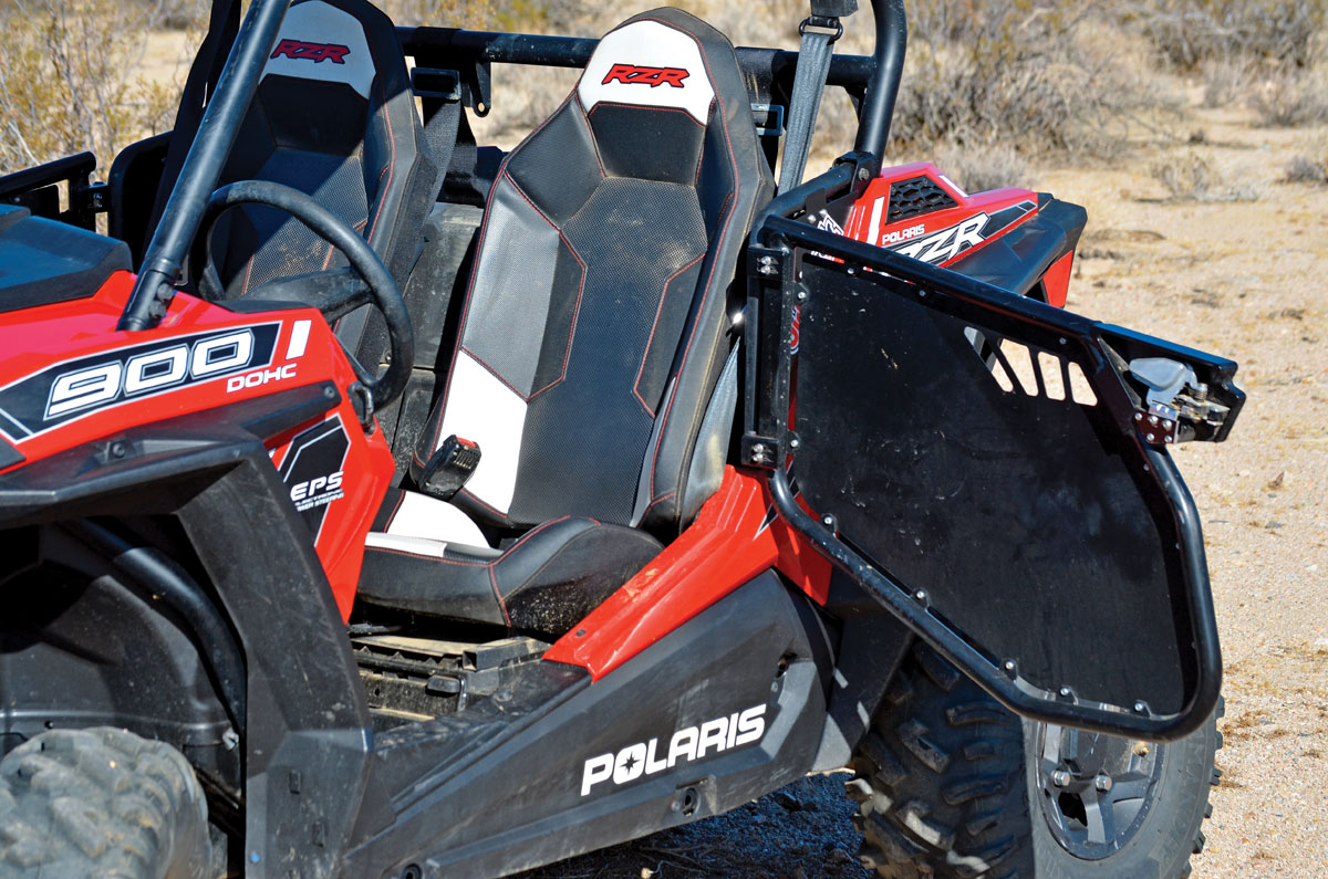 Better Seats In Arctic Cat Trail