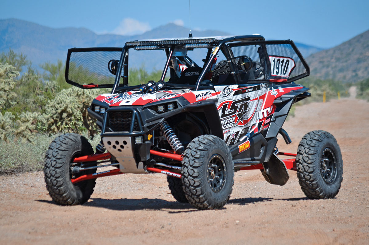 PROJECT UTV: Lonestar Racing RZR | Dirt Wheels Magazine