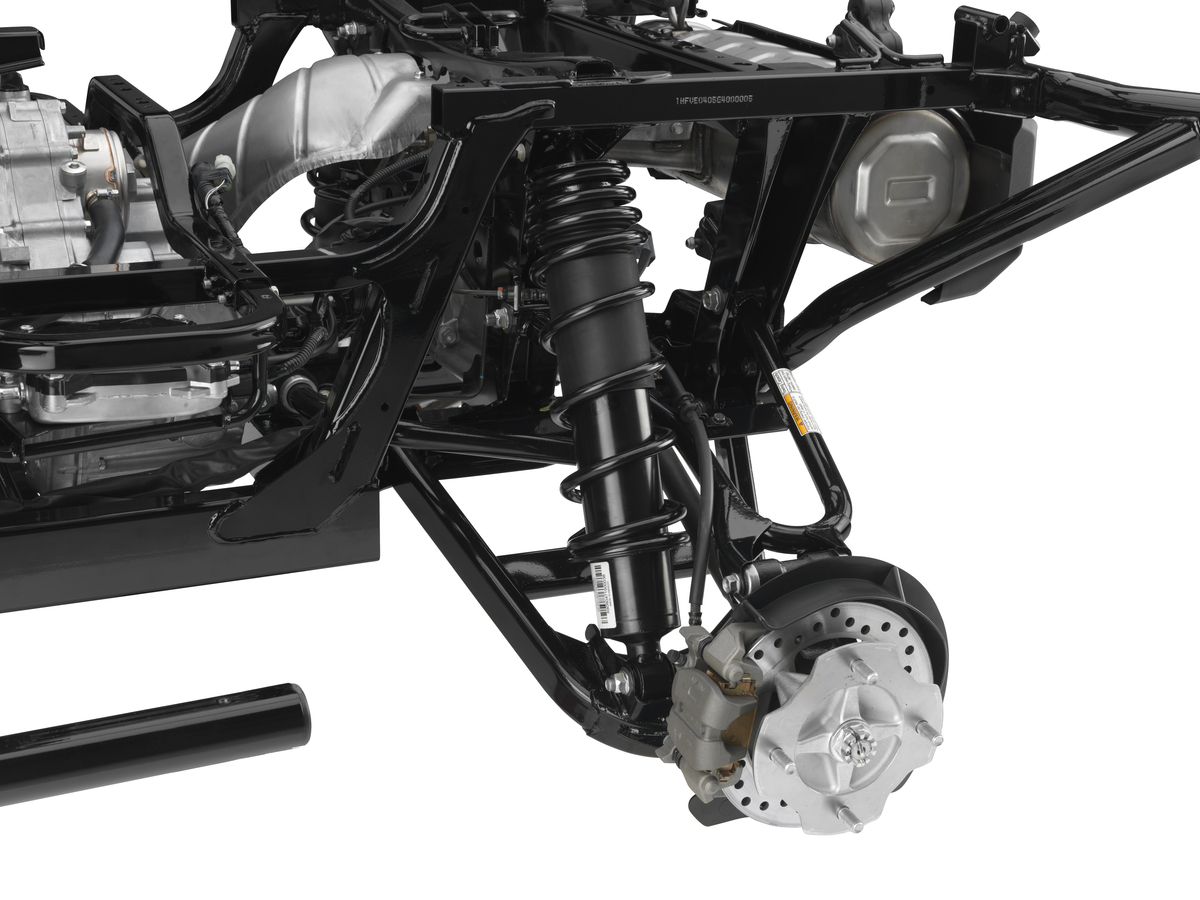 Hondas New 1000cc Utv Dirt Wheels Magazine