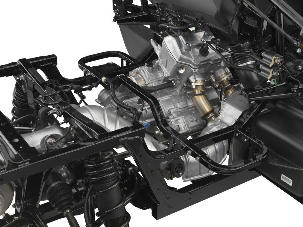 2016 Honda Pioneer 1000-5 Deluxe
