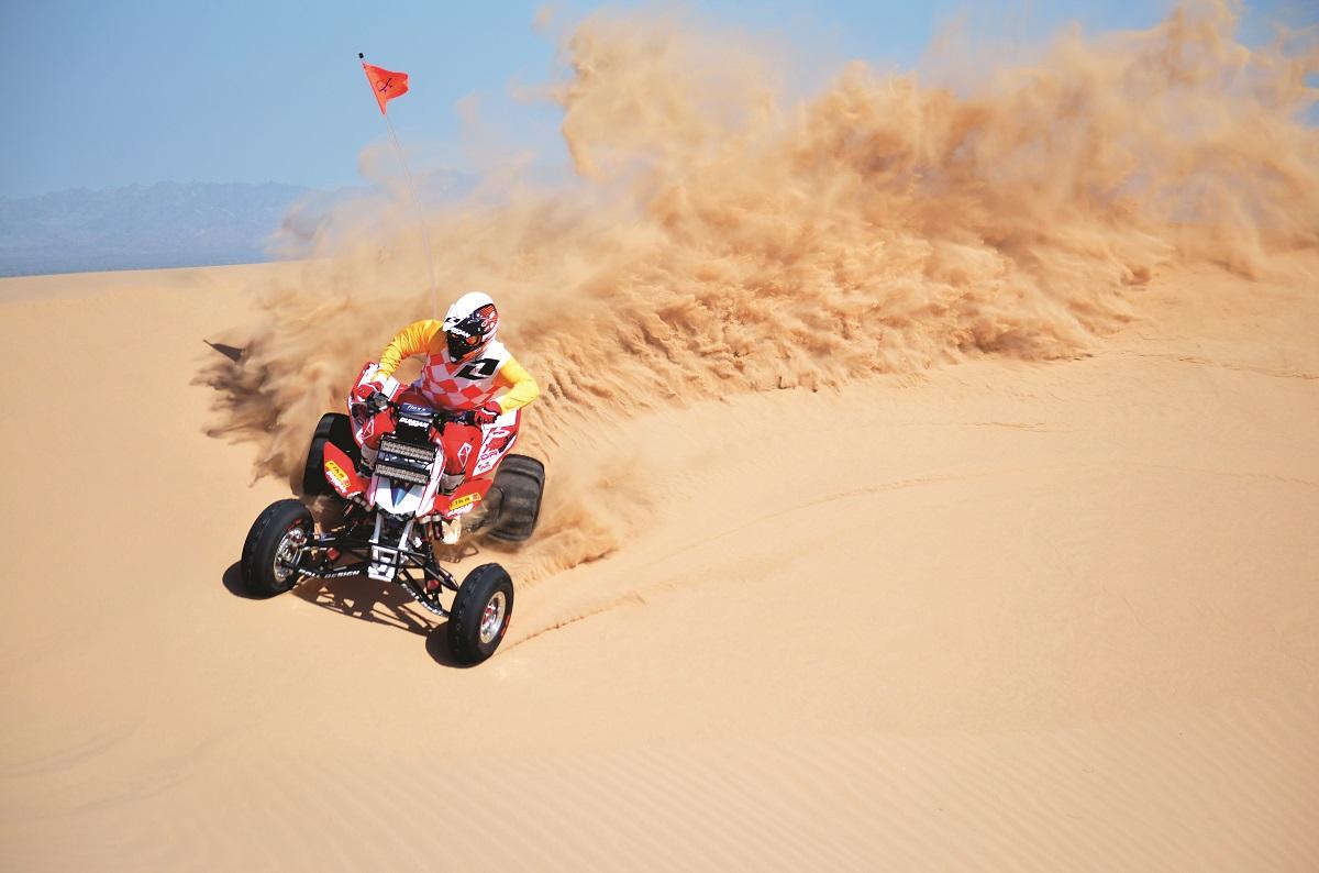 2015 Honda 450R >> PROJECT ATV: Duncan Racing TRX450R Sand Slinger | Dirt ...