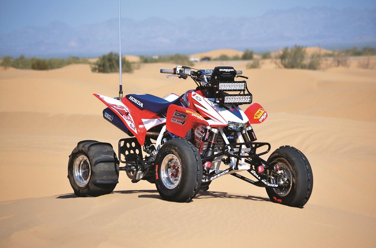 Project Atv Duncan Racing Trx450r Sand Slinger Dirt