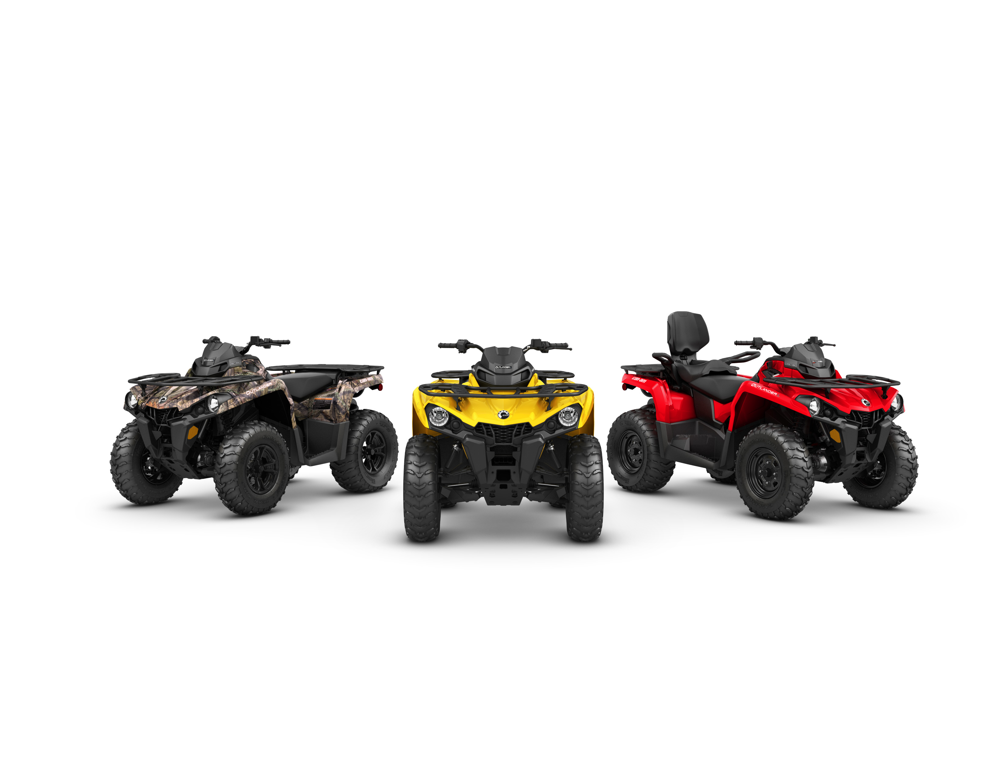 NEW 2016 CAN AM LINEUP JUST RELEASED
