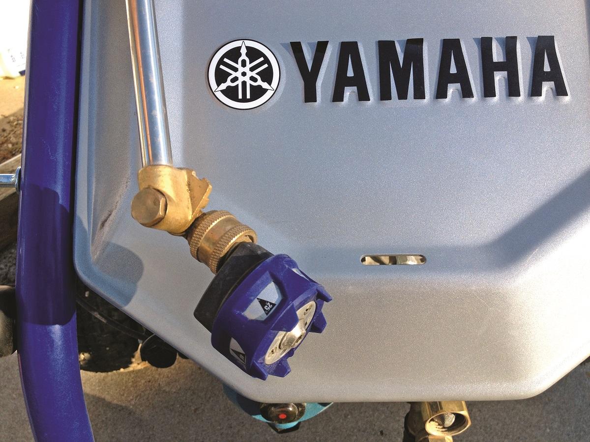 Product Eval Yamaha Pressure Washer Pw3028 Dirt Wheels