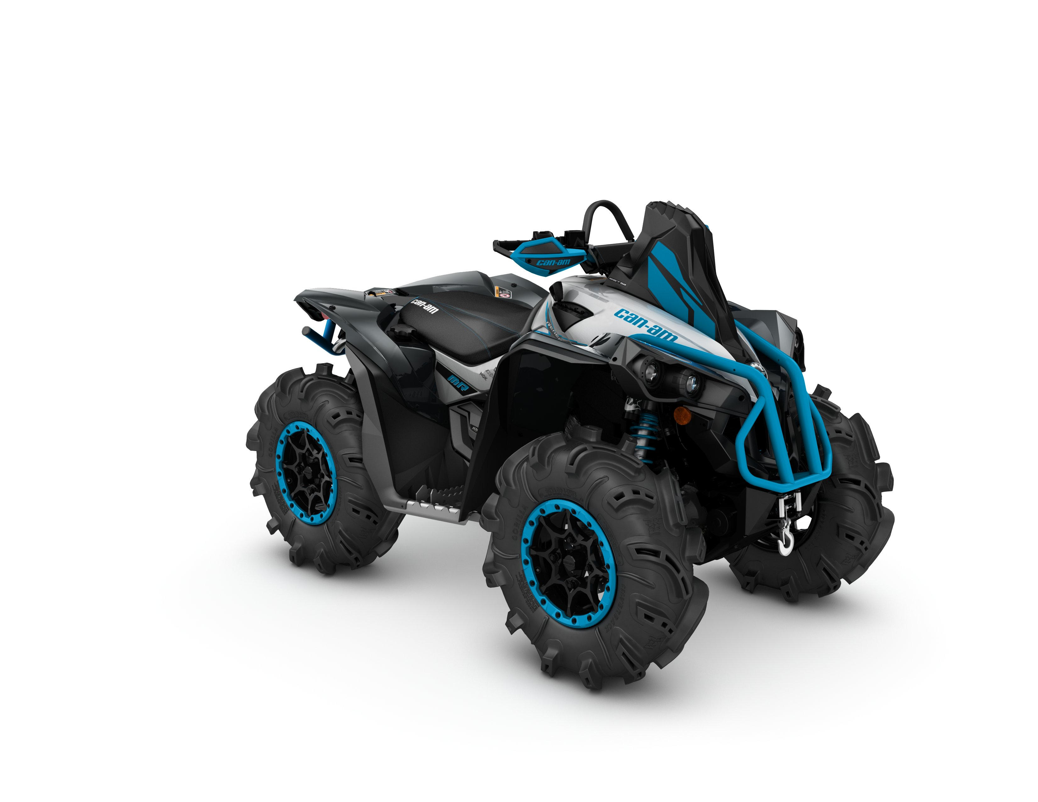 Can Am Releases New Mud Renegade 1000 And Defender Rec Ute