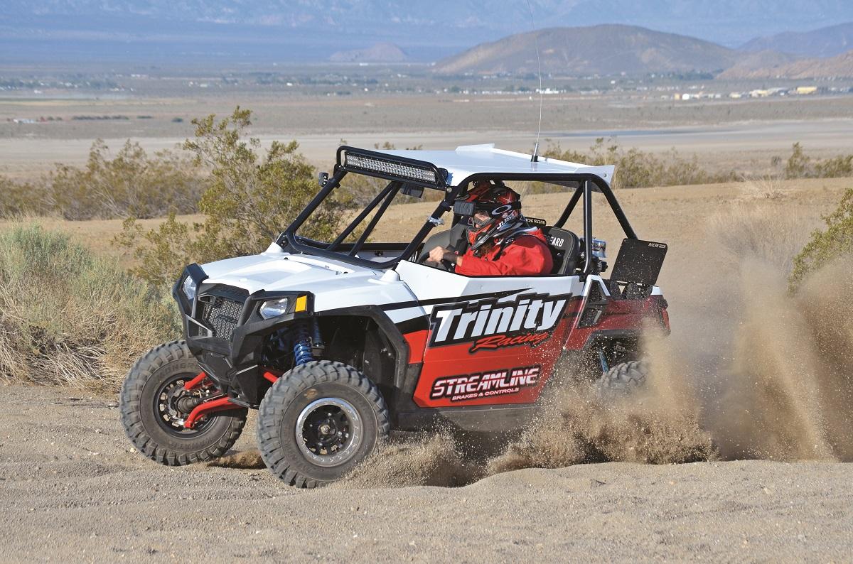 PROJECT UTV: Trinity Racing RZR 570 | Dirt Wheels Magazine