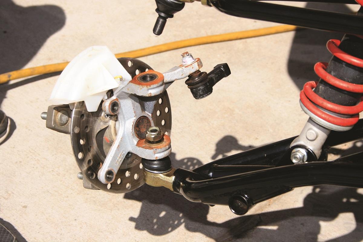 FIX-IT: How-to Widen your ATV | Dirt Wheels Magazine