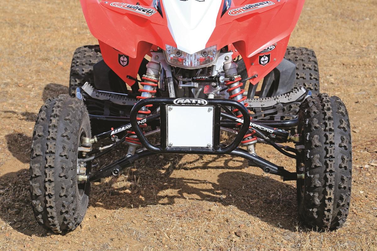 Project Atv Hopped Up Honda Trx400x Dirt Wheels Magazine