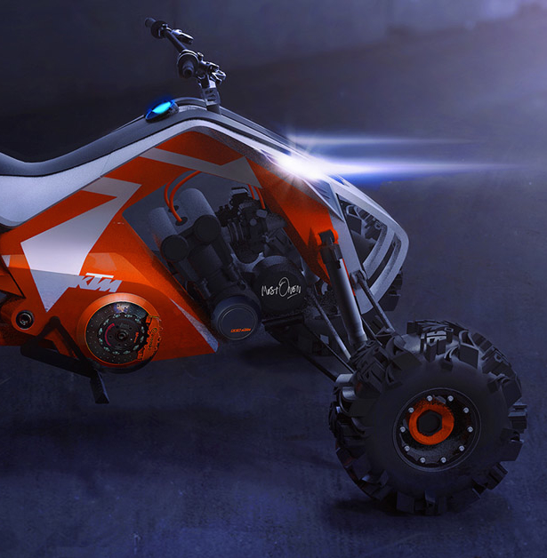 Is Ktm Looking At The Atv Market Again