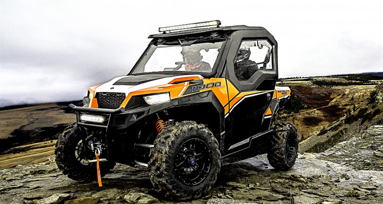 Dirt Wheels Magazine Polaris Introduces New 100 Hp General