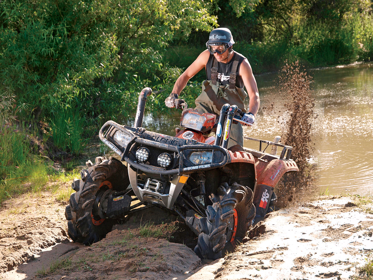 HOW-TO: Ride in the mud and prep your machine for the muck | Dirt Wheels  Magazine