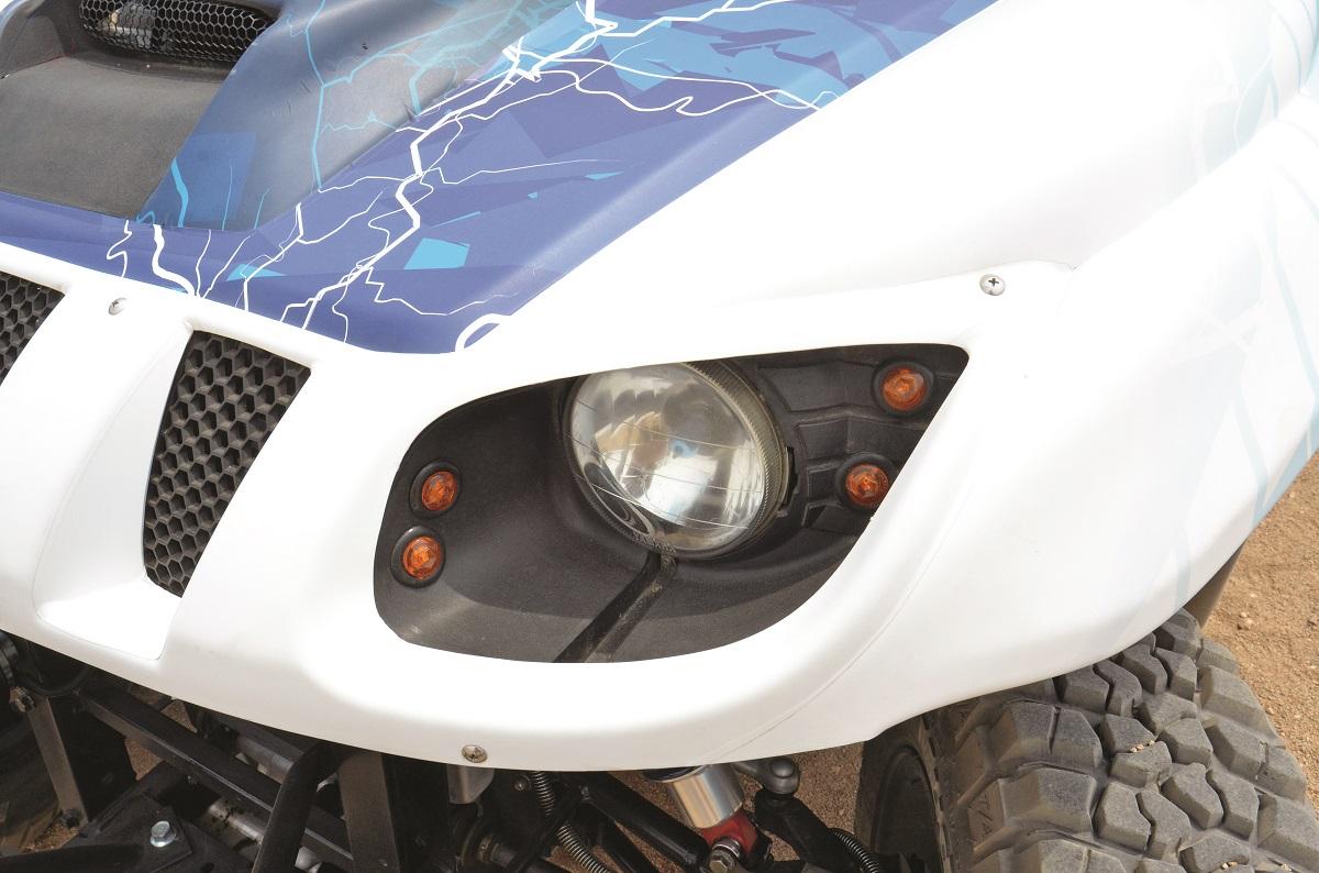 PROJECT UTV: Dave McCoy's E-Rhino | Dirt Wheels Magazine