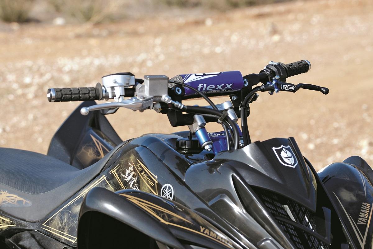 Project Raptor 734 Gets 76 Hp Dirt Wheels Magazine