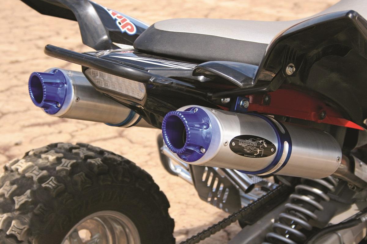 PROJECT ATV: Fast Yamaha Raptor 700 | Dirt Wheels Magazine