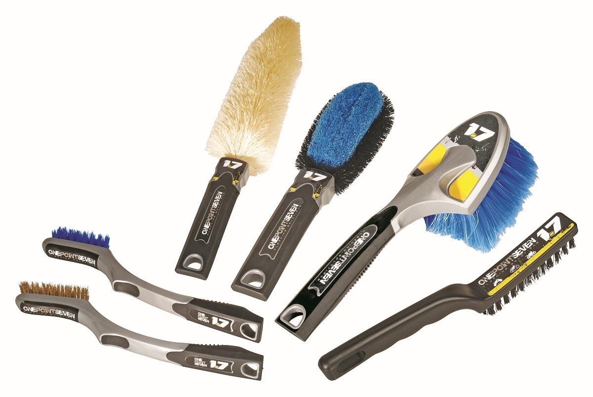 Xmas-CD2-1.7 Six-Brush Kit