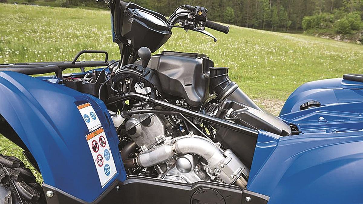 ATV TEST: 2016 Yamaha Grizzly 700 | Dirt Wheels Magazine