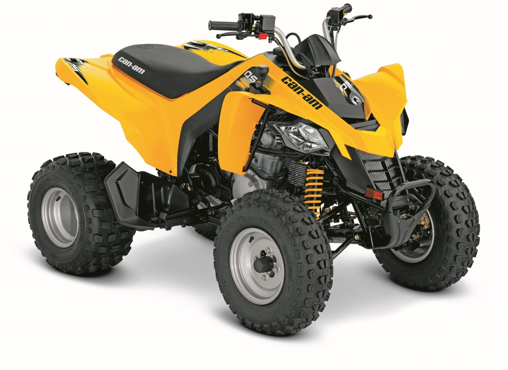BUYERS_65_Can-Am DS 250