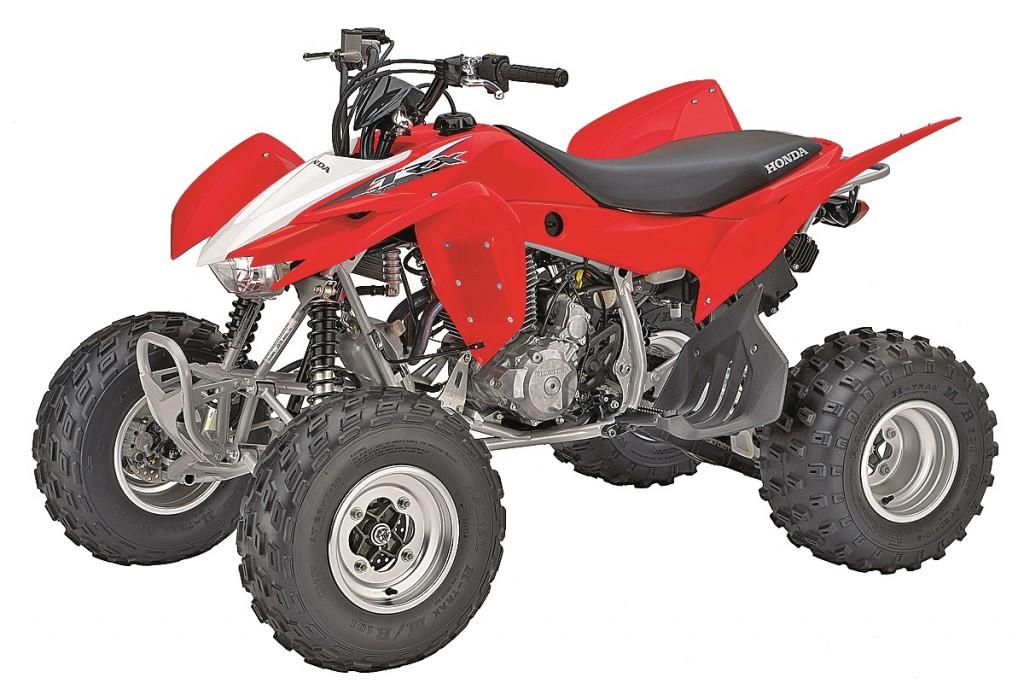 2014 Honda TRX400X