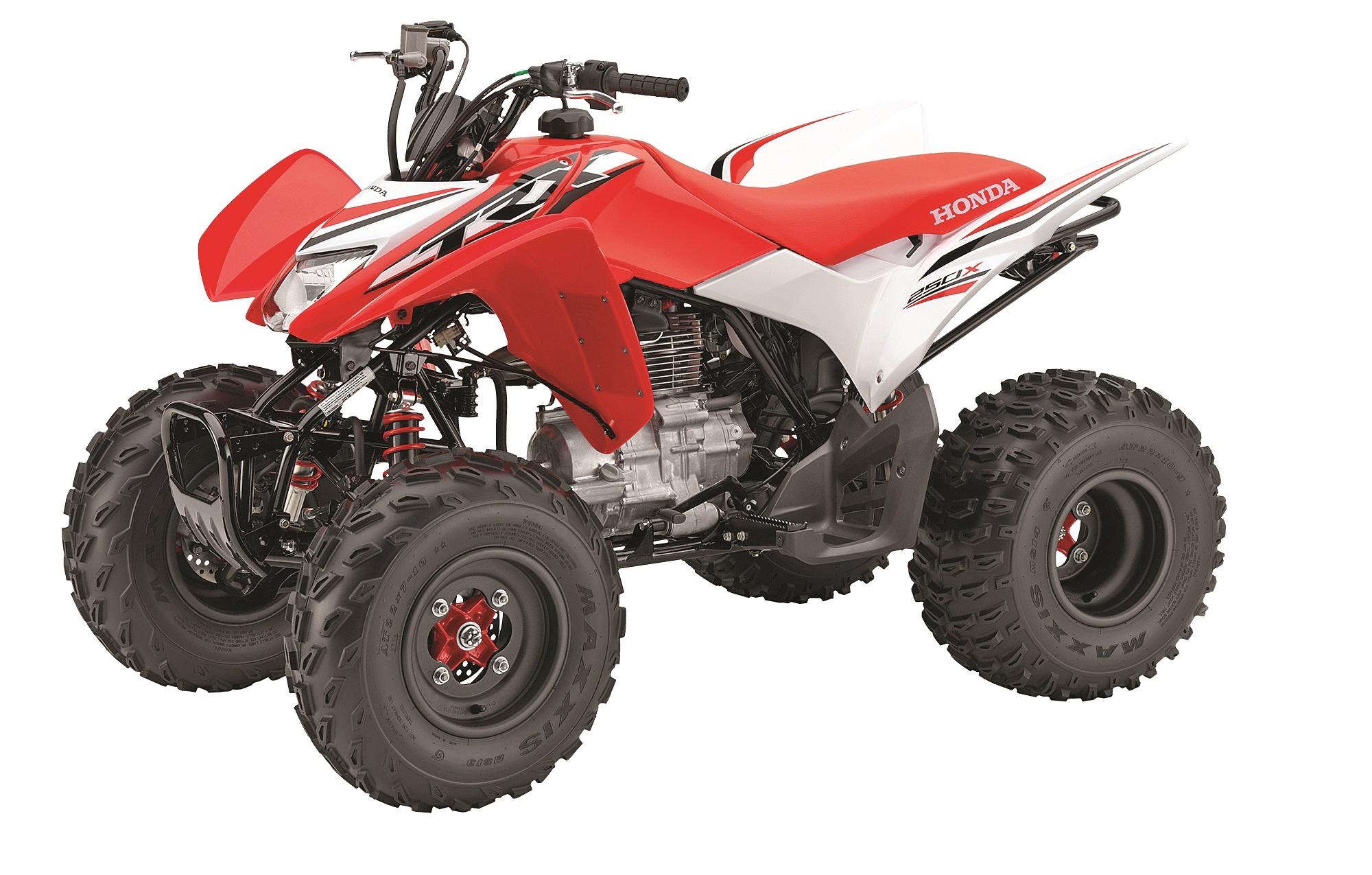 2016 Honda TRX250X Deluxe