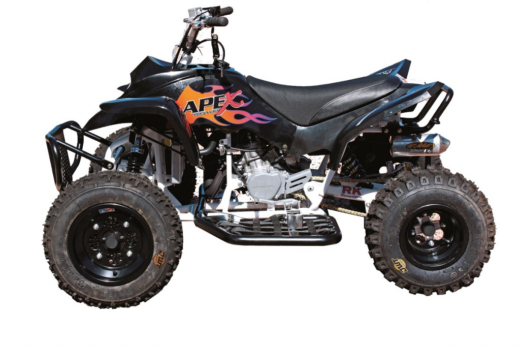 BUYER'S GUIDE: 2016 Youth ATVs | Dirt Wheels Magazine
