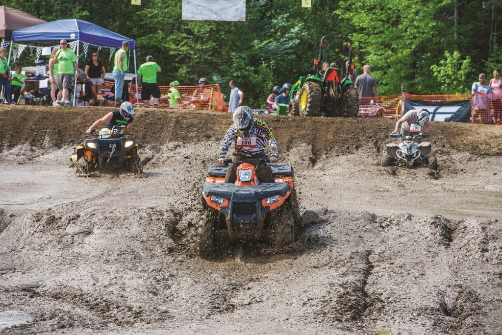 The event takes place at Jericho Mountain State Park in Berlin, New Hampshire, which is a Mecca for trails in the Northeast.