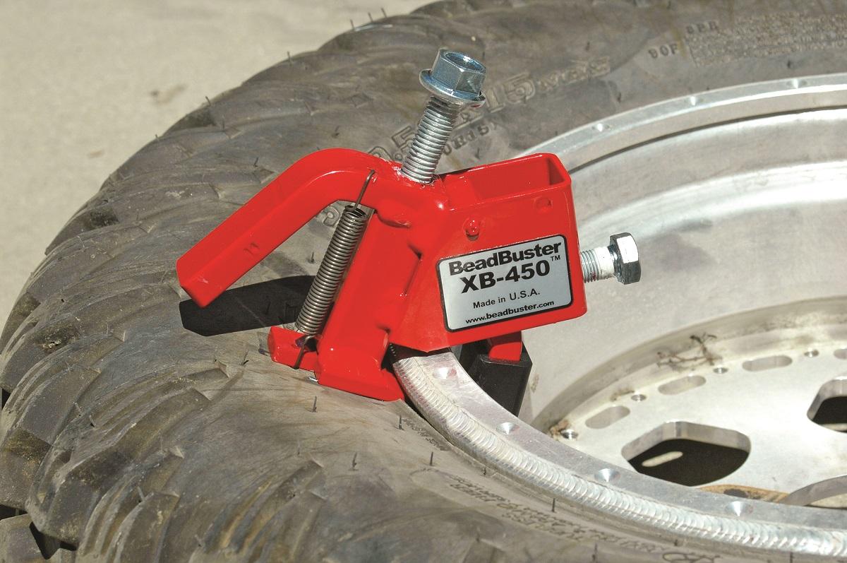 Product Eval Beadbuster Tire Bead Breaker Dirt Wheels