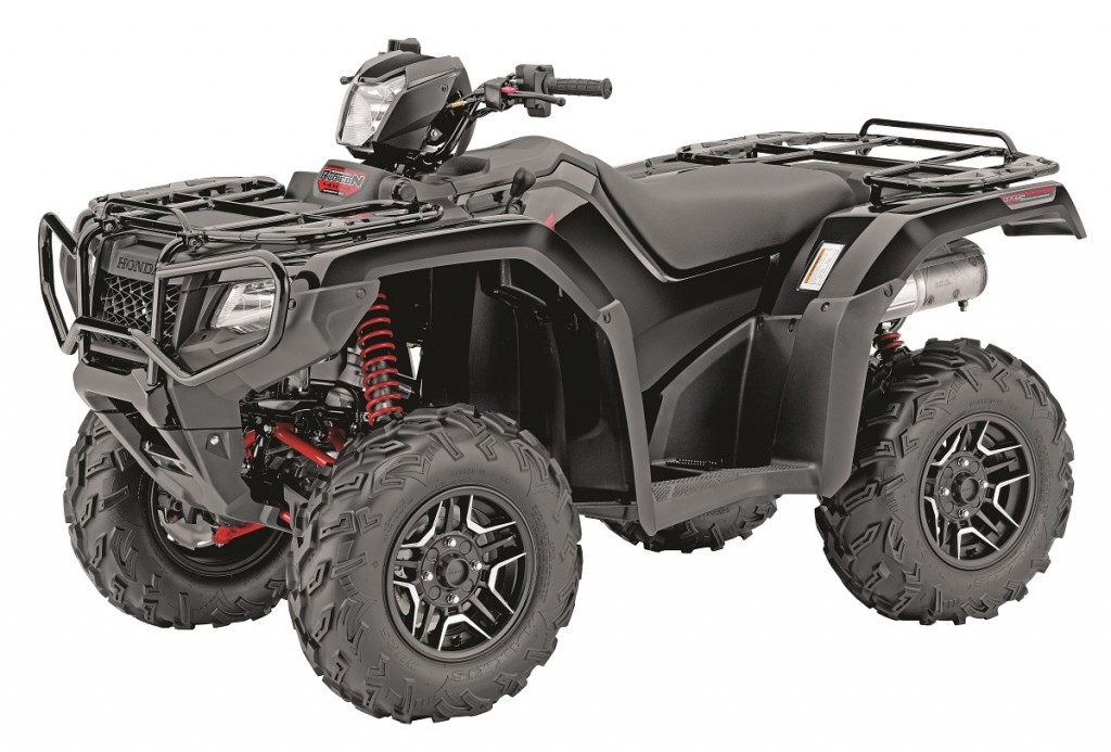 2015 Honda FourTrax Foreman Rubicon 4x4 Automatic DCT EPS